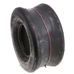 11X6X5 Smooth Tire 4ply