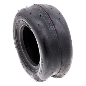 12X5X6 Smooth Tire 4ply