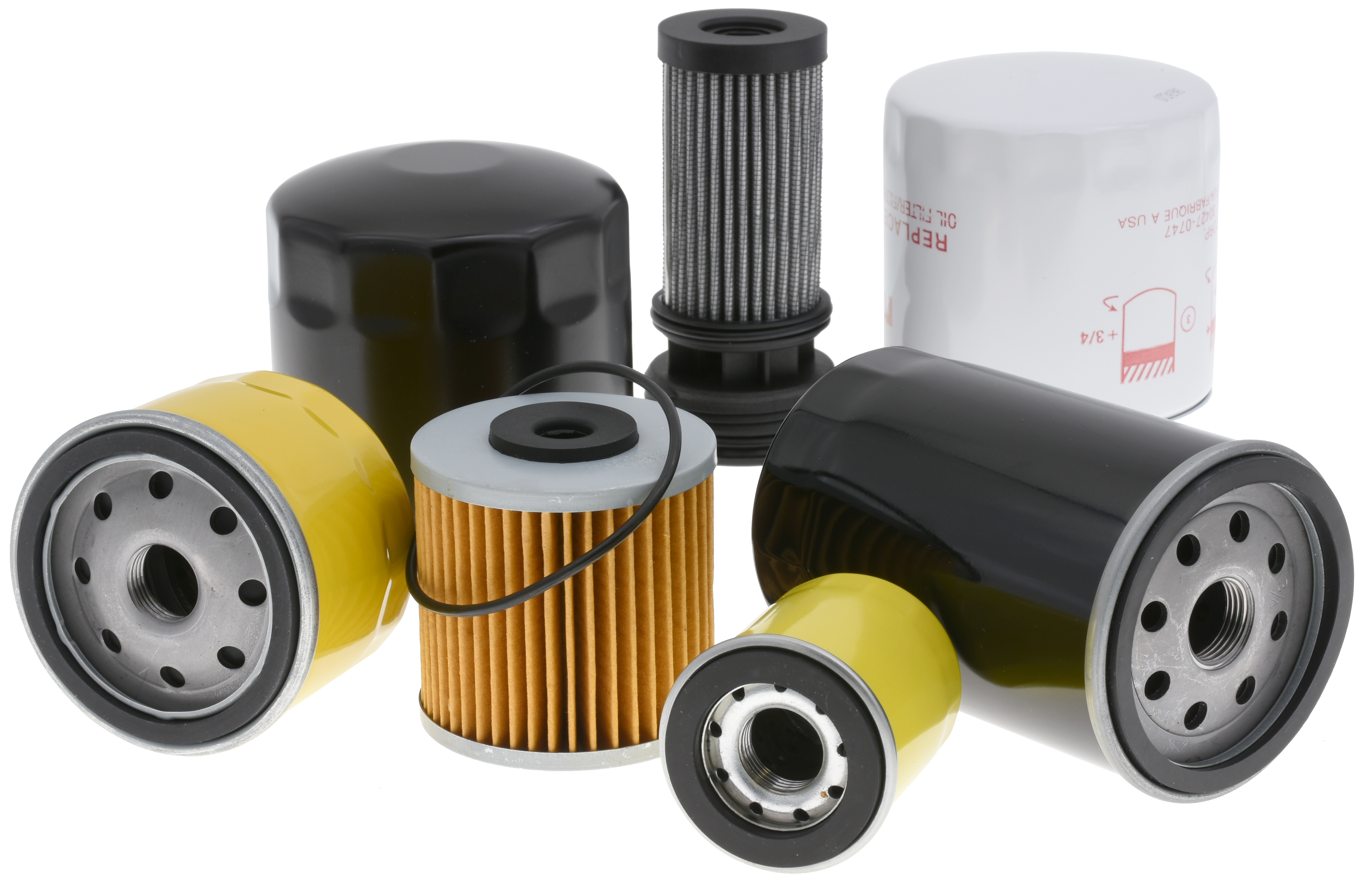 Oil and Transmission Filters